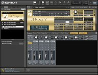 The Sax Brothers in Kontakt Player 5